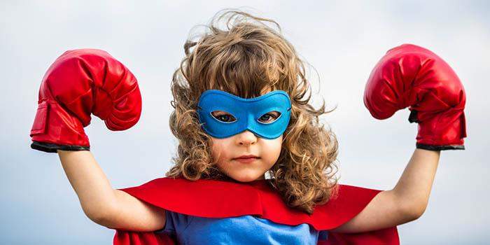 شخصية-مستقلة-للطفل