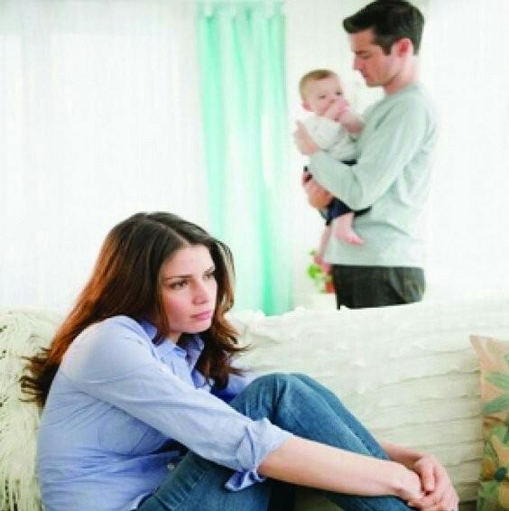 أكتئاب مابعد الولادة : مراتك محتاجلك أكتر من اى وقت فات
