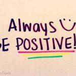 10 طرق تساعدك تفكر بإيجابية أكتر