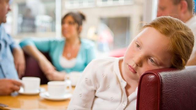 تفتكر الأطفال كمان ممكن يجلهم اكتئاب؟!