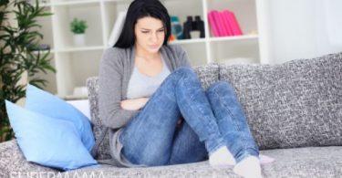اكتئاب الدورة الشهرية